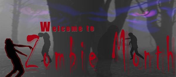 TTMM ZOMBIE Month