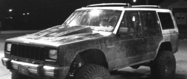 Zombie Monster Truck
