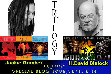Gamber and Blalock Blog Tour